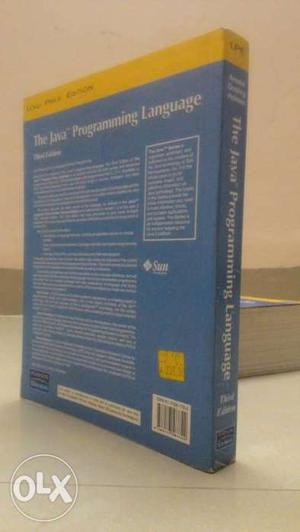 The Java Programming Language by Arnold, Gosling