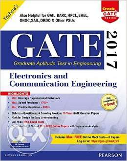 Unopened parcel... GATE exam(English)