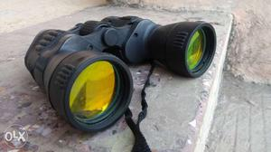 Unused Binoculars only 1 month old.