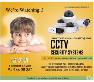 AURA - No.1 CCTV Camera Dealers, Suppliers, Installers