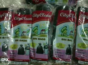 Bin Bags Large 10 Qty.