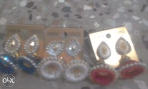 Fashion earring 1 set