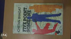 Five point someone amazing book by chetan bhagat