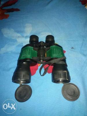 Russia binoculars with box