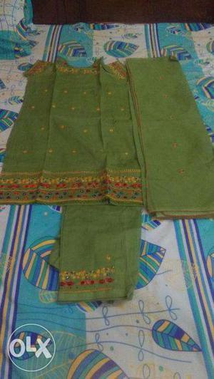 Unused Ladies Shirt Salwaar and Dupatta Set for Sale!