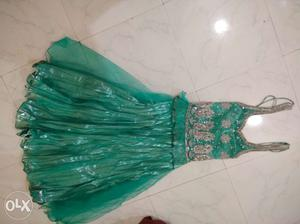 Party wear dress (frock with 1 inner)