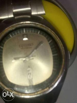 Seiko automatic Day date Watch Antique