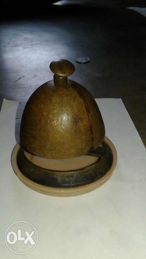 Antique calling ball