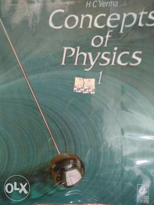 HC Verma - Concepts of physics 1 & 2 Books in