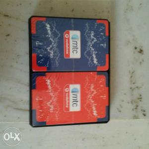 Imported playing cards New