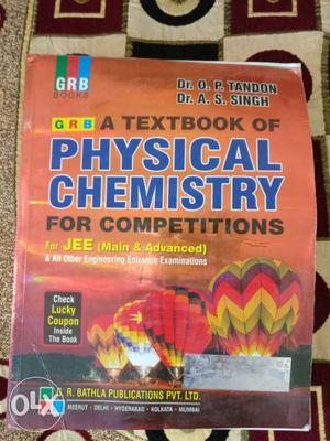 Op tandon book for iit jee chemistry