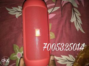 JBL Charge 2+ bluetooth speaker loud sound