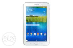 Samsung tab 3 neo wifi calling white plastic body