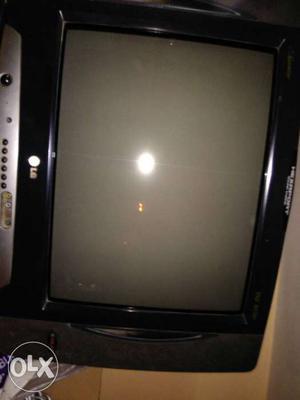 21 inch LG TV 5 years used