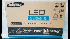 """24"""" Samsung Led Tv FHD Brand New Box Packed with"""