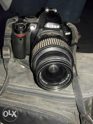 Nikon camera 3 month old