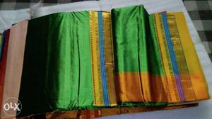 Pure silk saree. 6.5 m.brand new and unused