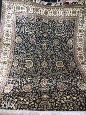 Size 8x11 silk carpet