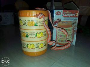 Stainless steel inner containers Tiffin