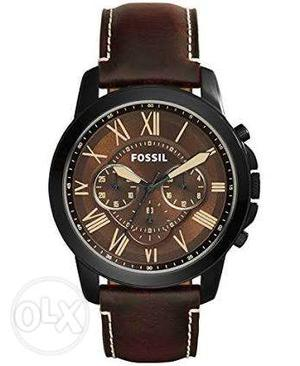 Brand new original brand fossil watch at
