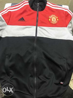 This is an unused Adidas All weather Jacket