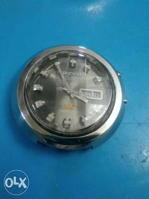 Used Rico Date day japan Watch