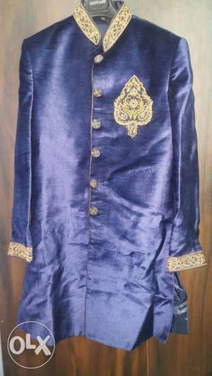 Used once orignal price ...in velvet...full