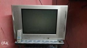 BPL Colour TV Flat Screen With Remote