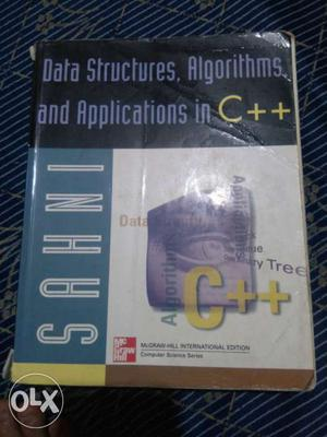 Data structures Algorithm and Applications in C++