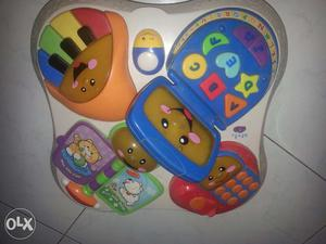 Fisher Price Educational Table for Kids