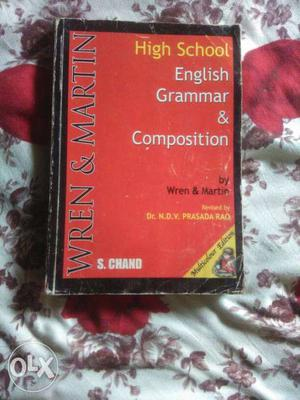 High School English Grammar and Composition Book