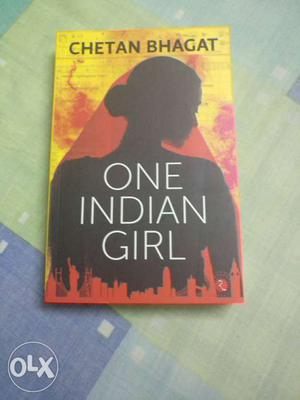 One Indian Girl by Chetan Bhagat(Brand New Copy)