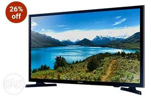 """Samsung LED 32"""" new with one year warranty great"""
