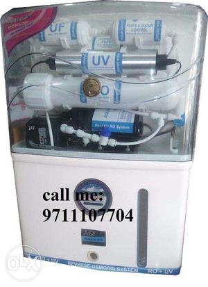 Sudhta Ki Pehchan Branded Aquafresh Ro in rs With 1 Year