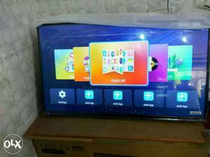 Thailand panel 43 smart led TV. hdmi video vga