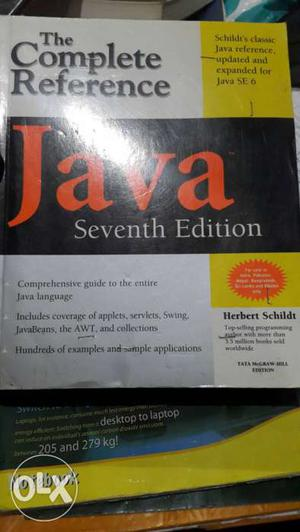 The complete reference - JAVA (By Herbert Schildt)