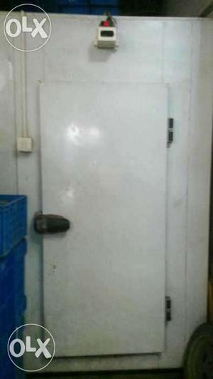 Cold room -25 temperature size  machine