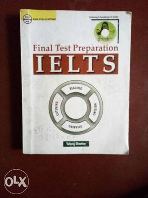 IELTS Final Test Preparation Book