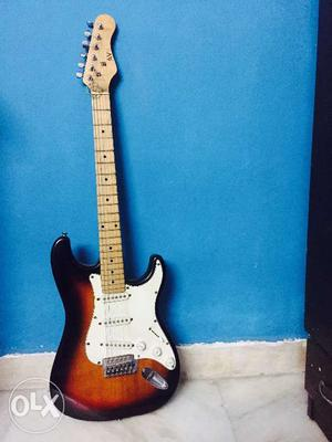 Java Electric Guitar for sale. 6 years old.