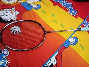 Lining N9, very nice condition, badminton racket.