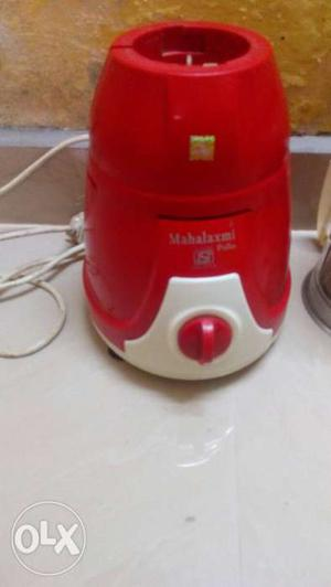 Mixer Grinder with good condition... 3 jar with