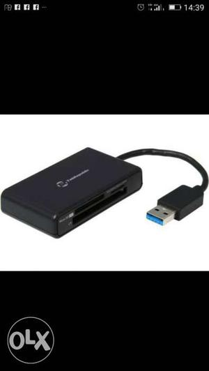Need flash card reader