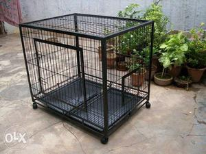 Cages available for sale at reasonable price and