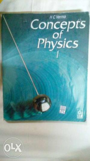 HC Verma concepts of Physics 1 in good condition.