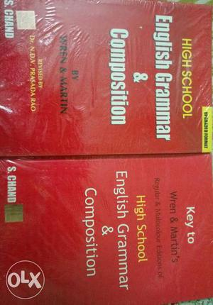 High School English Grammar and Composition by