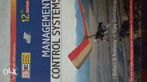 Management Control Systems Book