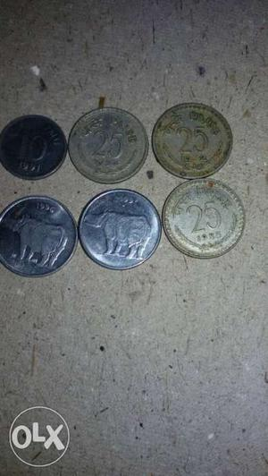 Old indian coins at affordable prices