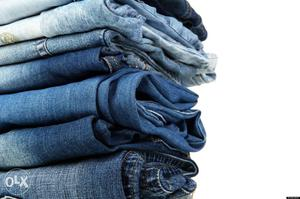 We provide jeans for boys and girls of all ages