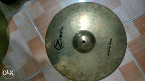 Brass zildjian Planet Cymbals 3 month old only