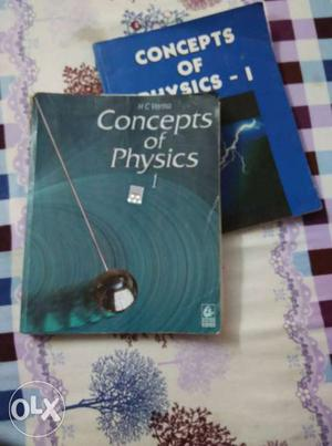 Combo of HC Verma Concept of physics part 1 with soln